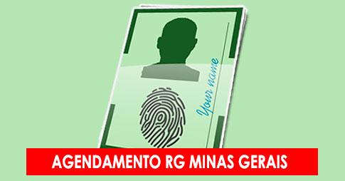 Como fazer agendamento da Carteira de Identidade em Minas Gerais