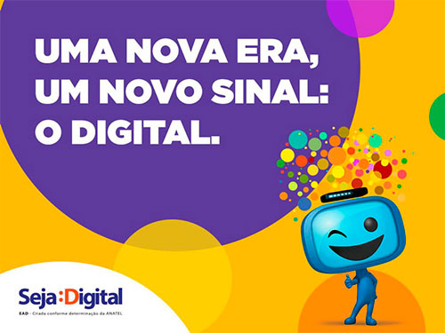 kit de TV Seja Digital gratuito